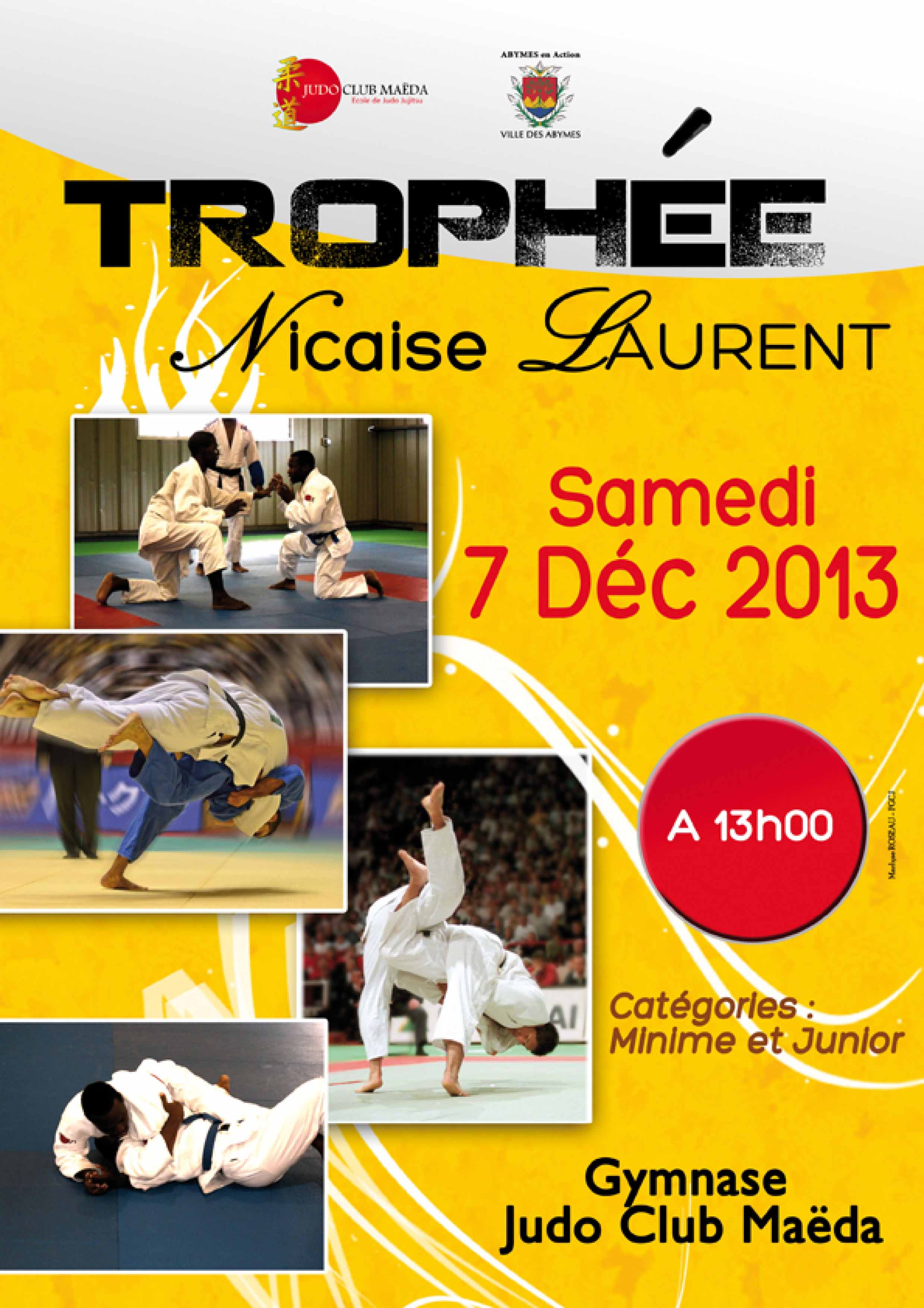 TROPHEE NICAISE LAURENT-1